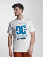 DC T-Shirt Glorious Past weiß