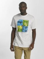 DC T-Shirty City To State bialy