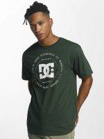 DC T-Shirty Rebuilt II zielony