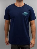 DEDICATED T-Shirt Good Vibes blau