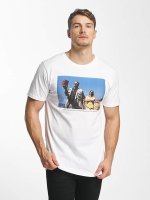 DEDICATED T-Shirt Donny weiß