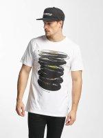 DEDICATED t-shirt Vinyl Spin wit