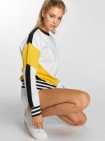 DEF Пуловер Ember желтый