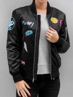 DEF Bomber jacket Wow! black
