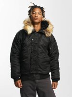 DEF Bomber jacket Haakon black