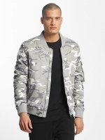 DEF Bomber jacket Camo camouflage