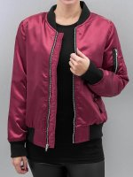 DEF Bomber jacket Leilani red