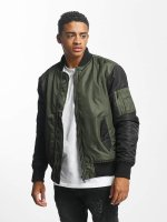 DEF Bomber Two Tone olive