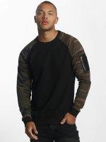 DEF Jumper Matteo black