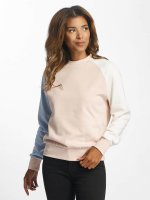 DEF Jumper Colorblocking rose
