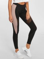 DEF Leggings Bloom svart