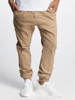 DEF Pantalon chino Jammy beige