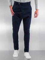 DEF Pantalon chino Antifit bleu