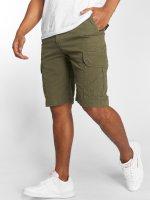 DEF shorts Ted olijfgroen