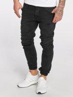 DEF Slim Fit Jeans Skom zwart