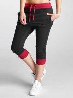 DEF Spodnie do joggingu Patsy czarny