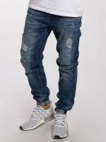 DEF Straight Fit Jeans Lynel blau