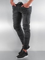 DEF Straight fit jeans Berlin grijs