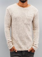 DEF Sweat & Pull Knit beige
