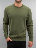 DEF Swetry Basic zielony