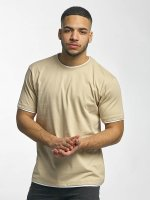 DEF T-Shirt Basic beige