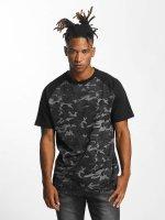 DEF t-shirt Mountain grijs