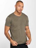 DEF t-shirt Raffle olijfgroen