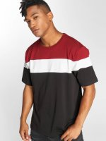DEF T-Shirt Steely rouge