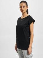 DEF T-Shirt Giorgia schwarz