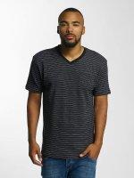 DEF T-skjorter Stripes svart