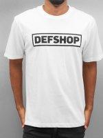 DefShop T-paidat Logo valkoinen