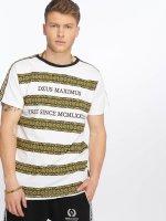 Deus Maximus t-shirt Louis II wit