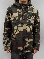Dickies Демисезонная куртка Pollard камуфляж