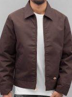 Dickies Демисезонная куртка Lined Eisenhower коричневый