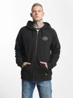 Dickies Hoodies con zip Evansville nero