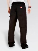 Dickies Jean large Relaxed noir