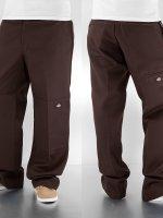 Dickies Pantalon chino Double Knee Work brun