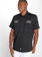 Dickies Shirt North Irwin black
