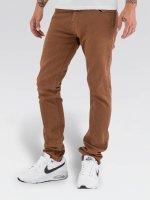 Dickies Skinny jeans Augusta bruin