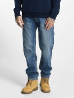Dickies Straight fit jeans Michigan blauw