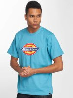 Dickies T-Shirt Horseshoe blue