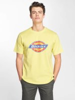 Dickies t-shirt Horseshoe geel