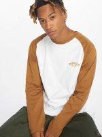 Dickies T-Shirt manches longues Baseball brun
