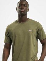 Dickies t-shirt Stockdale olijfgroen