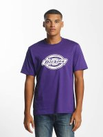 Dickies t-shirt HS One Colour paars