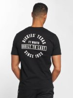 Dickies t-shirt Humble zwart