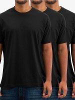 Dickies t-shirt 3er-Pack zwart