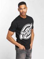 Dickies T-Shirty Johnson City czarny