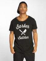 Distorted People T-Shirt People BB Blades Cutted black