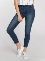 Dr. Denim High Waisted Jeans Cropa Cabana blue